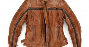 Helstons Daytona Girl : le cuir des motardes