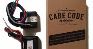 Care Code : plus besoin de télécommande pour votre garage