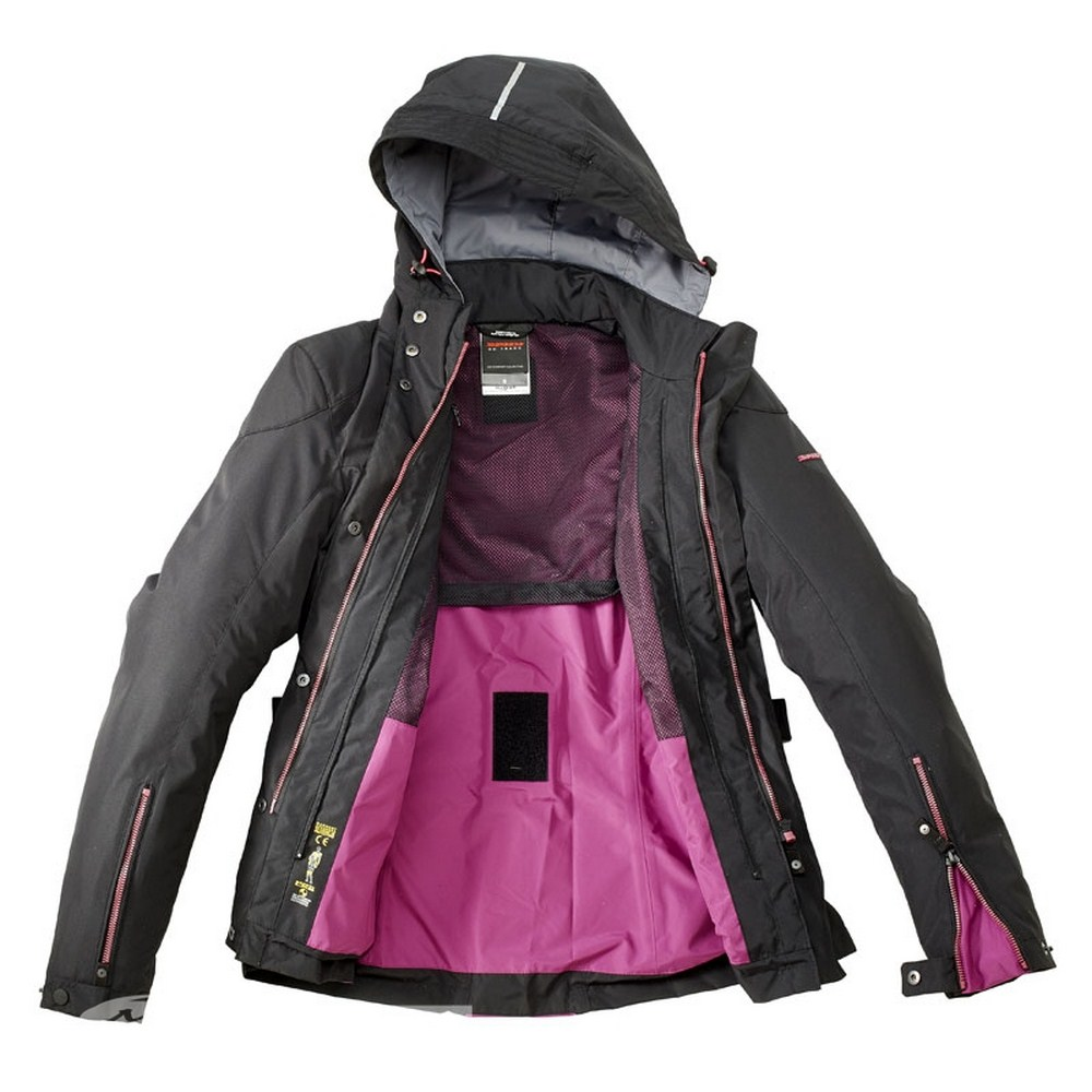 Stormy H2Out : la qualité Spidi dans une veste sportswear