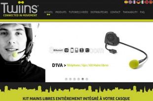Twiins Algérie : les intercoms ibériques représentés par Sidi Achour Motos Pièces
