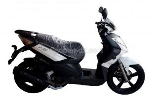 VMS, son nouveau scooter à grandes roues en 180 cc