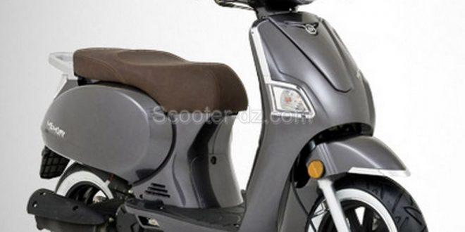 vms lance un scooter n o r tro le vms estate 125 scooter dz. Black Bedroom Furniture Sets. Home Design Ideas