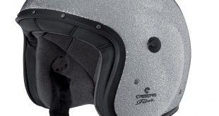 Caberg Freeride Flake : le casque jet pailleté