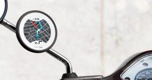 TomTom Vio : le premier GPS destiné aux scooters urbains