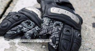 Vanucci RVX-4 : les gants sportifs et légers de Louis-moto