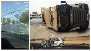 les accidents de la route ont causé la mort de 1.919 personnes au 1er semestre