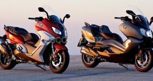 """BMW Algérie : mise à jour des tarifs """"Maxi-scooters"""" 09-2016"""
