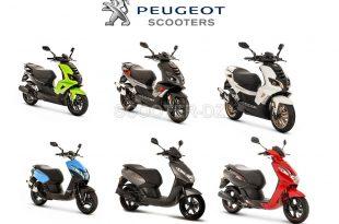 Peugeot Scooters Algérie : Nouveautés et tarifs 2016