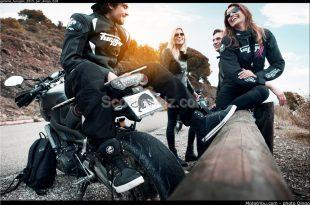 Lion Moto pense aux femmes et aux motardes ...