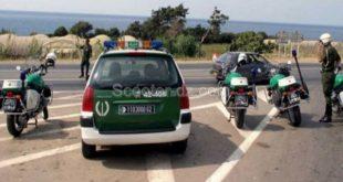 Blida : les services de sécurité se joignent pour réduire les accidents de la route