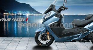SYM Algérie : le MaxSym 400 i ABS est arrivé !