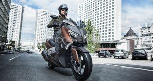Nouveauté 2017 : Yamaha XMax 300