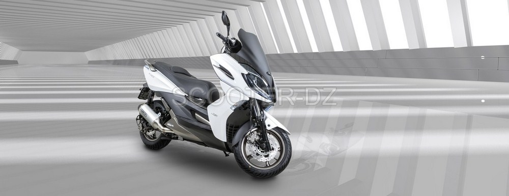 Kymco Algérie reçoit ses prototypes Scooters