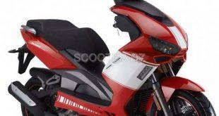 Baisse des prix pour le scooter VMS Driver 125