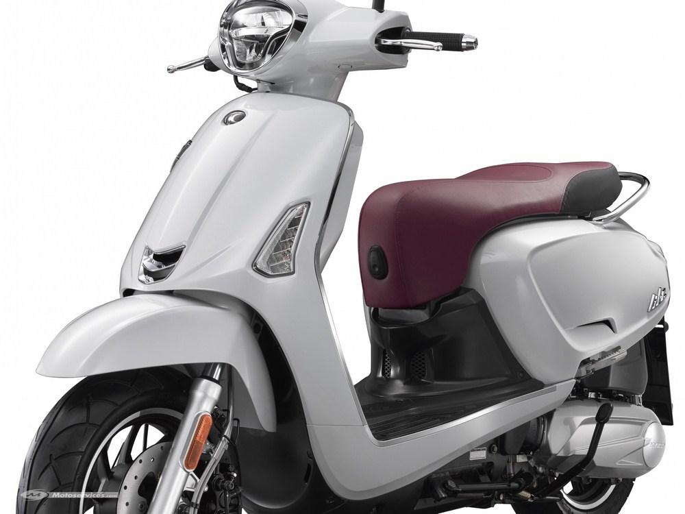nouveaut 2017 kymco like 125 eicma 2016 scooter dz. Black Bedroom Furniture Sets. Home Design Ideas