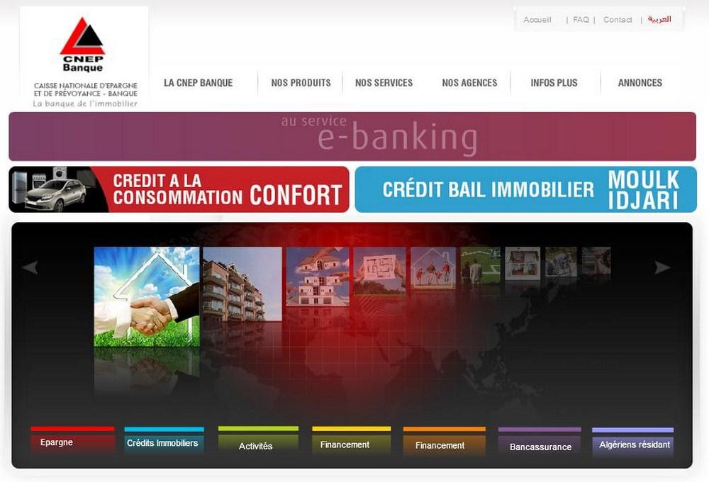 banque cnep algérie