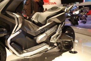 #Live Eicma 2016 : Honda X-ADV