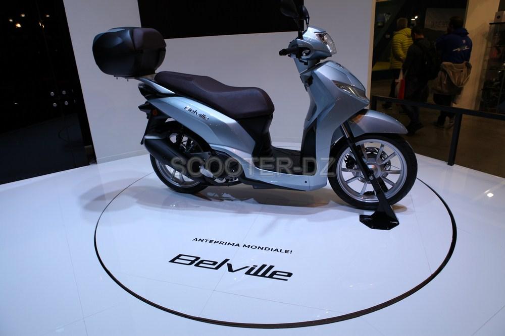 Peugeot Scooters, les nouveautés scooters 2017