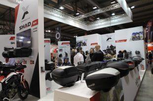 SYM Algérie commercialise la gamme des Top-cases Shad