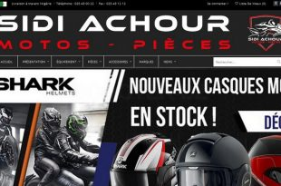 Sidi Achour Motos Pièces prévoit son grand Showroom Multimarques