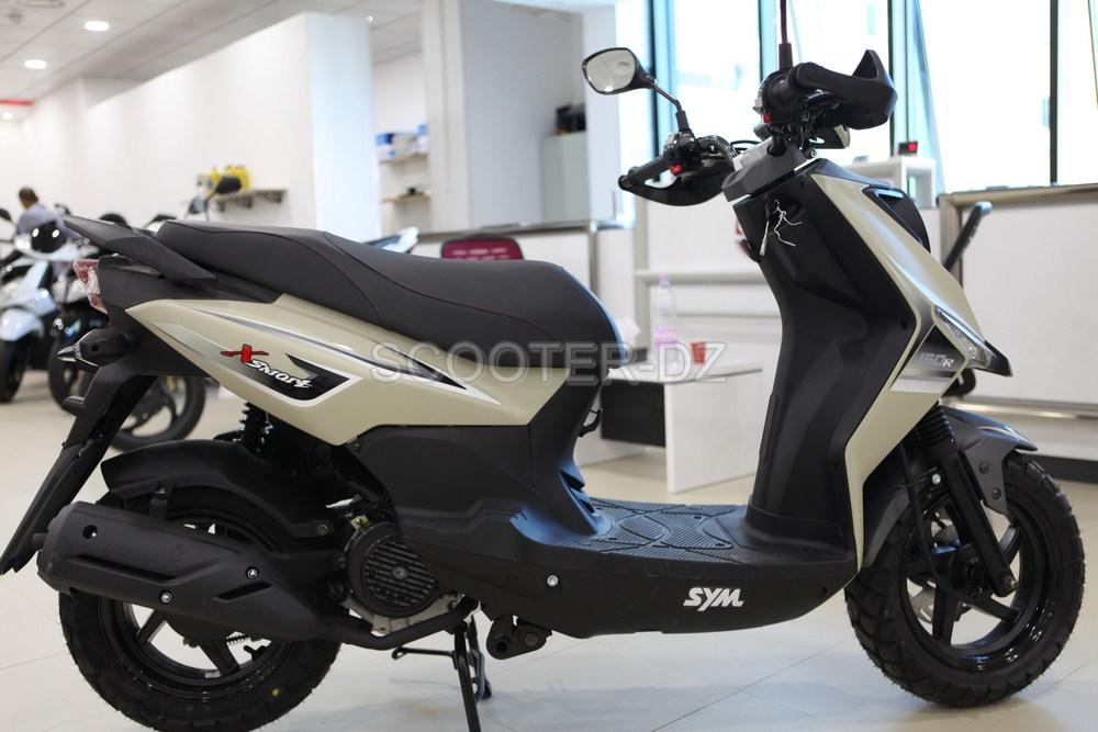 sym alg rie nouveau x smart 150 dzd scooter dz. Black Bedroom Furniture Sets. Home Design Ideas
