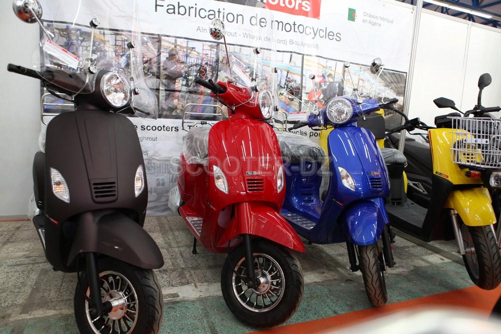 AS Motors présent à la 25ème Foire de la Production Nationale - Alger