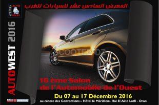 AutoWest 2016 : liste des exposants de 2 roues