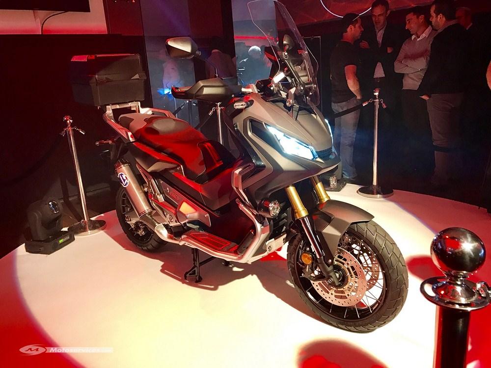Honda X-ADV : date de commercialisation