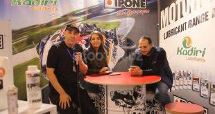 AutoWest 2016 : 1ère participation pour Ipone Algérie