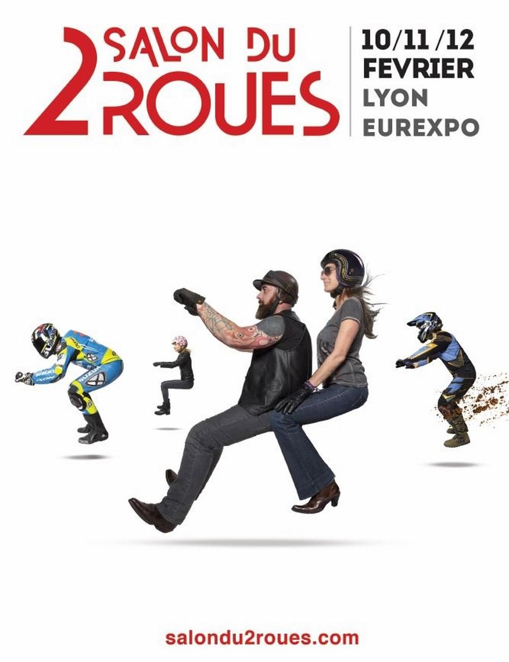 Salon 2 roues de lyon 2017 rendez vous eurexpo le 10 for Salon de lyon 2017
