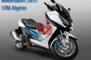 AutoWest 2016 : Vidéo sur les nouveautés 2017 SYM Algérie !