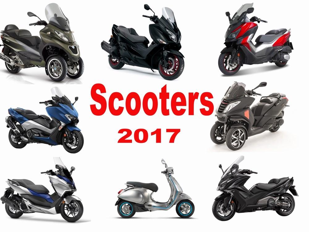 scooters 2017 maxi 125 et 50 cm3 trois roues et lectriques suivez le guide scooter dz. Black Bedroom Furniture Sets. Home Design Ideas