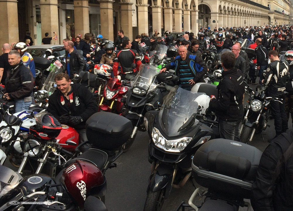 Europe : marché moto/scooter novembre 2016 : + 5,4 %