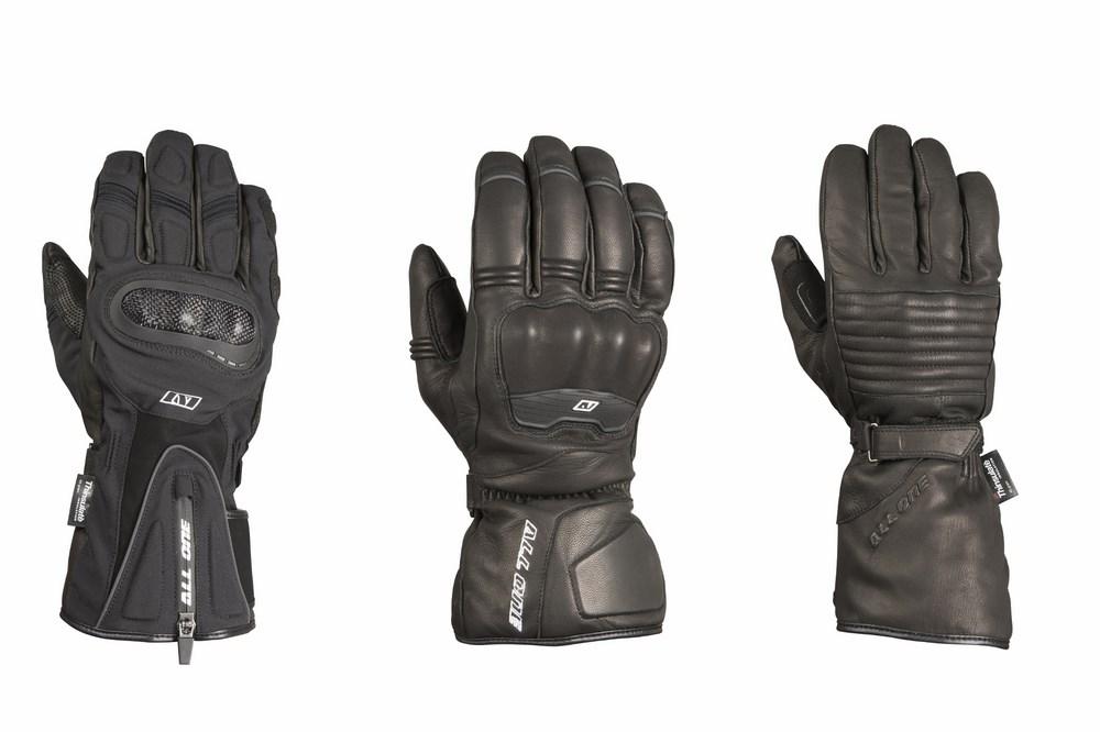 gants all one 3 mod les hiver homologu s scooter dz. Black Bedroom Furniture Sets. Home Design Ideas