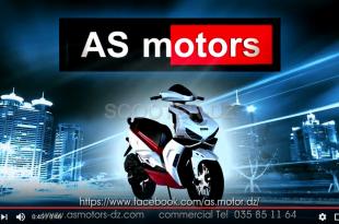AS Motors : le spot publicitaire de son scooter A9 125 RS