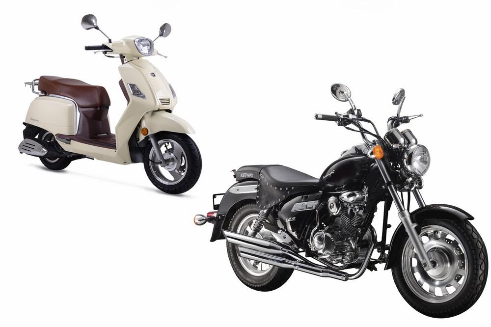 keeway 2017 tarifs motos et scooters 125 et 50 euro4 scooter dz. Black Bedroom Furniture Sets. Home Design Ideas