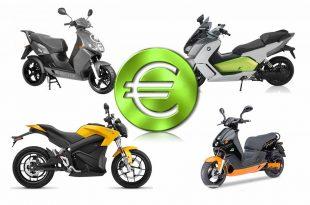 Prime écologique scooters électriques : comment ça marche ?