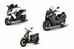 tarifs scooters Euro4 2017 et promos Euro3