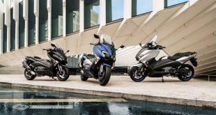 Yamaha TMax 2017 : ils sont là !
