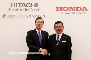 Honda va produire des moteurs électriques avec Hitachi
