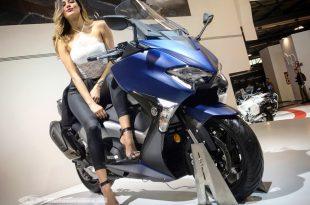 Yamaha TMAX 2017 : soirée de lancement