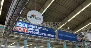 LIQUI MOLY Algérie participe au Salon Equip'Auto 2017