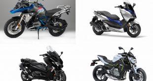 France : marché moto - scooter janvier 2017