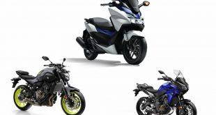 France : marché moto-scooter janvier 2017