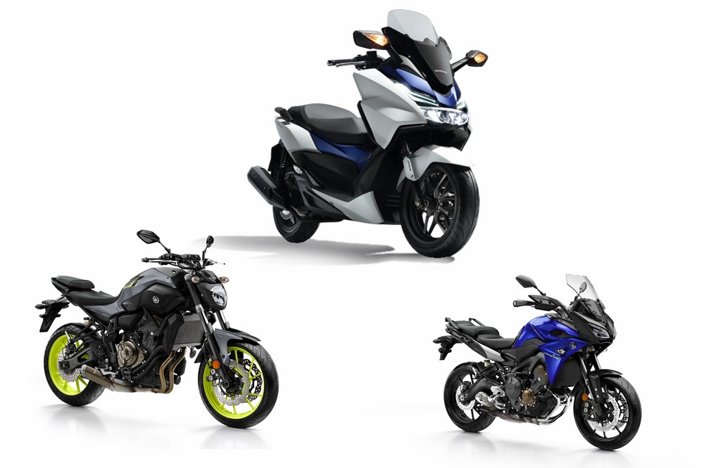france march moto scooter janvier 2017 top 50 des ventes scooter dz. Black Bedroom Furniture Sets. Home Design Ideas