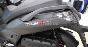 SYM Algérie : nouveau SYM CityCom S 300i CBS Euro4
