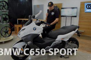 Vidéo : présentation BMW C 650 Sport – Algérie
