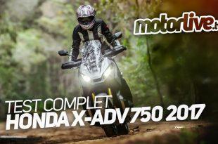 Honda X-ADV : la vidéo