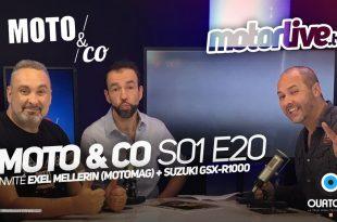 Moto&Co : S01E20 en ligne sur Motorlive.tv