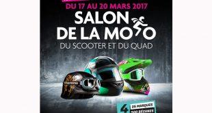 Salon de la moto de Marseille 2017, c'est ce week-end